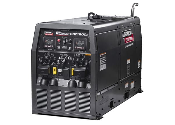 Dual Maverick Engine Driven Welder