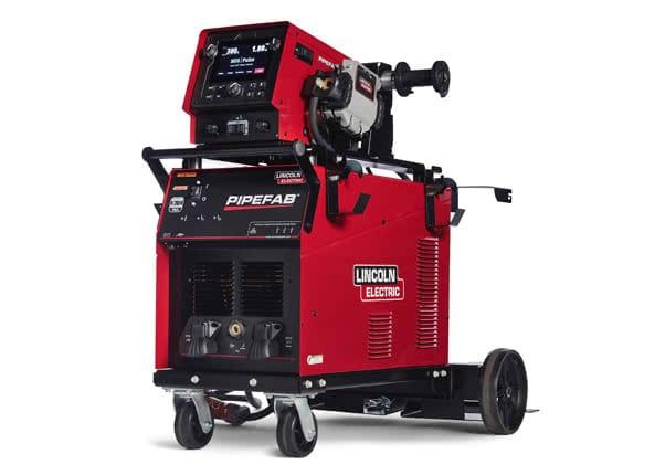 Pipefab Multi-Process Welding Equipment