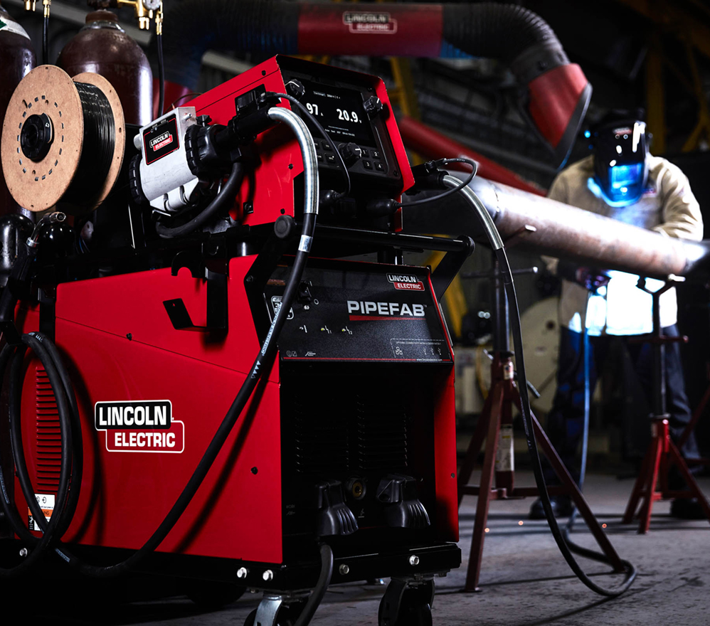 PIPEFAB Welding System