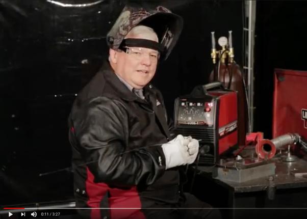Conseil technique: souder de l'aluminium mince