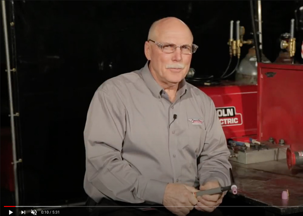 Gas Lenses for TIG Torches