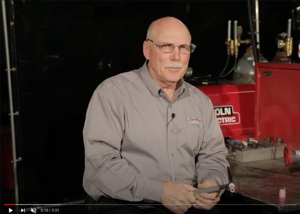 Lentilles à gaz pour torches TIG