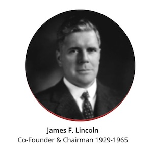 James F Lincoln