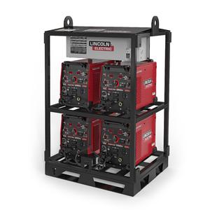 Multi-Operator Rack
