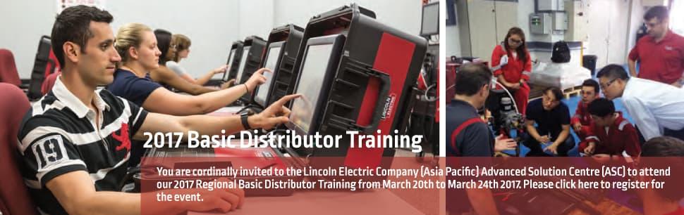 Basic Distributor Training