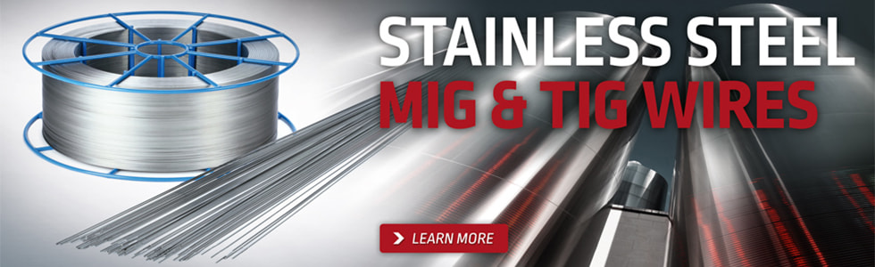 Stainless Steel MIG and TIG Wires
