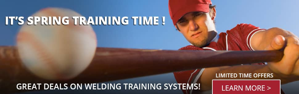 Training Systems Spring Offers
