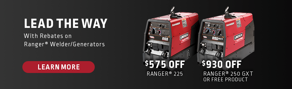 Lincoln Electric Canada Ranger Family Promotion