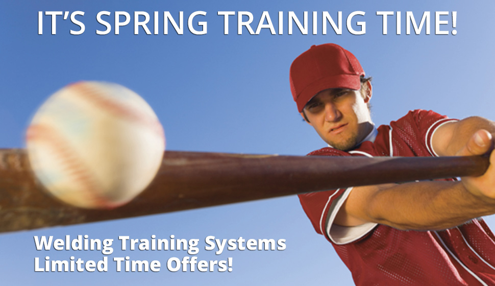 Welding Training Systems Special Offers