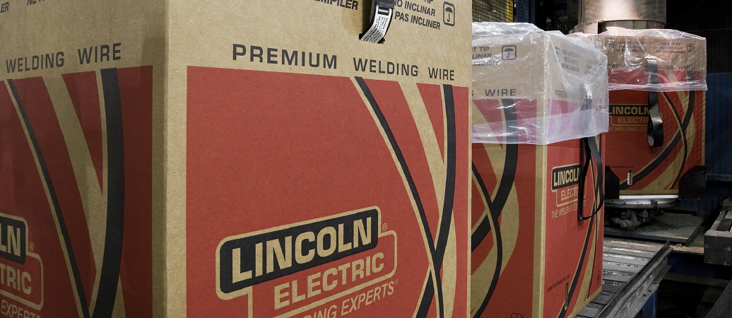 Lincoln Electric welding fume control