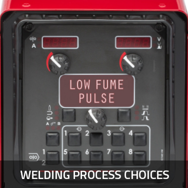 Lincoln Electric welding fume