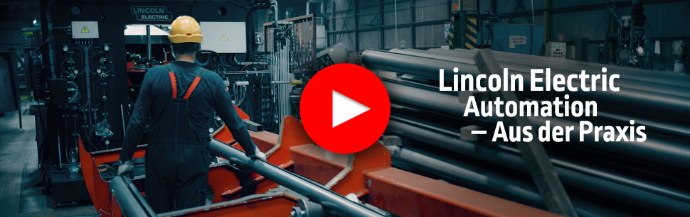 Lincoln Electric Automation Application Story