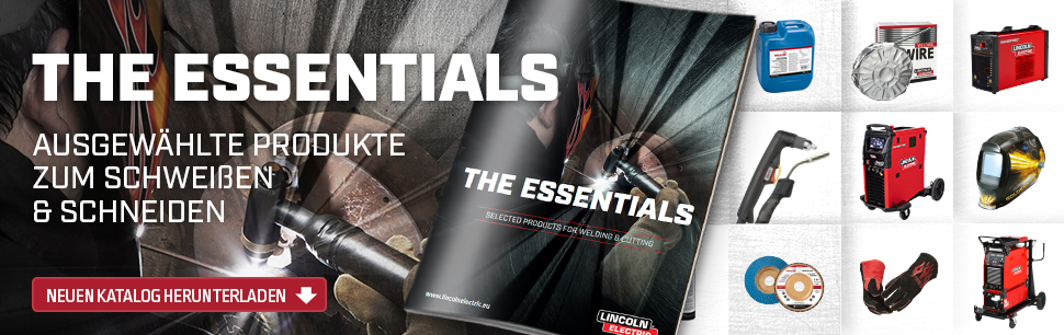 The Essentials Catalogue