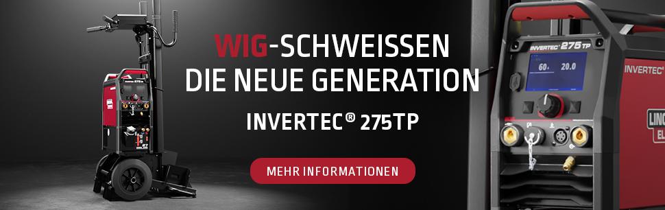 Invertec 275TP