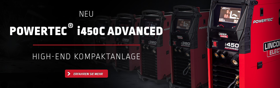 Powertec i450C compact range completed