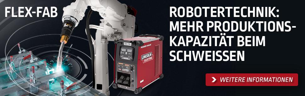 FLEX-FAB Roboterzellen