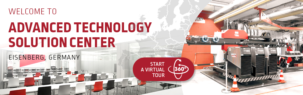 Advanced Technology Solution Center in Eisenberg goes virtual