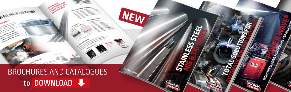 New brochures to download
