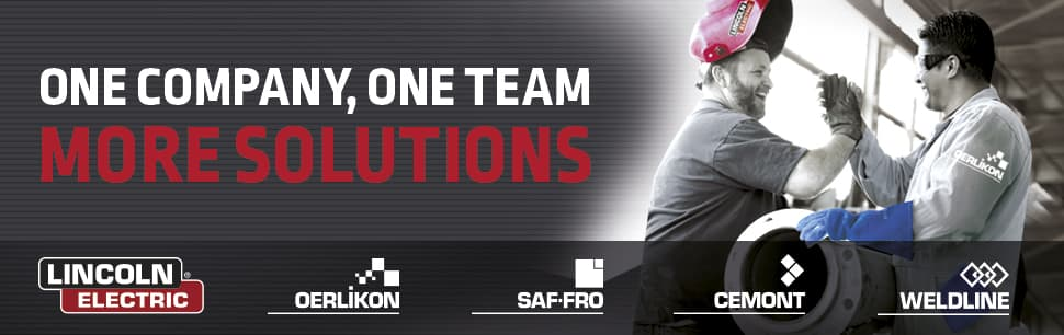 One company, one team, more solutions