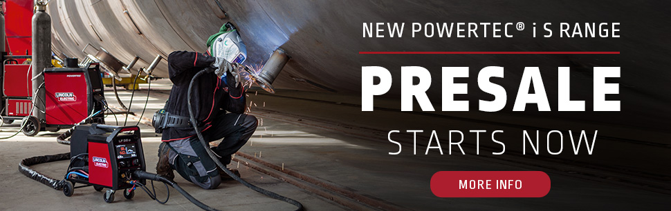 New Powertec i S presale starts now