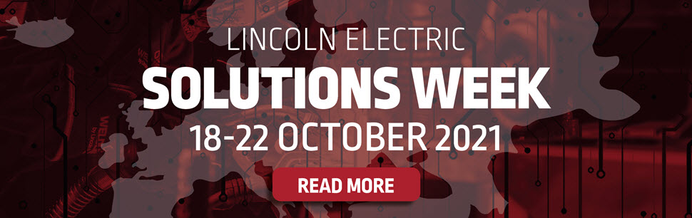 Lincoln Electric Solutions Week