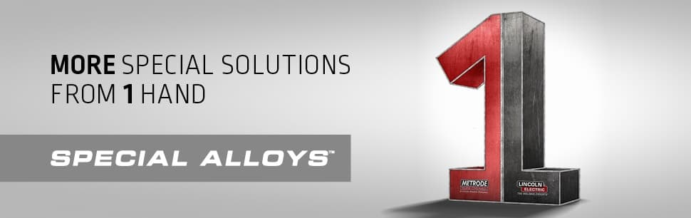 Special Alloys: More special solutions from 1 hand