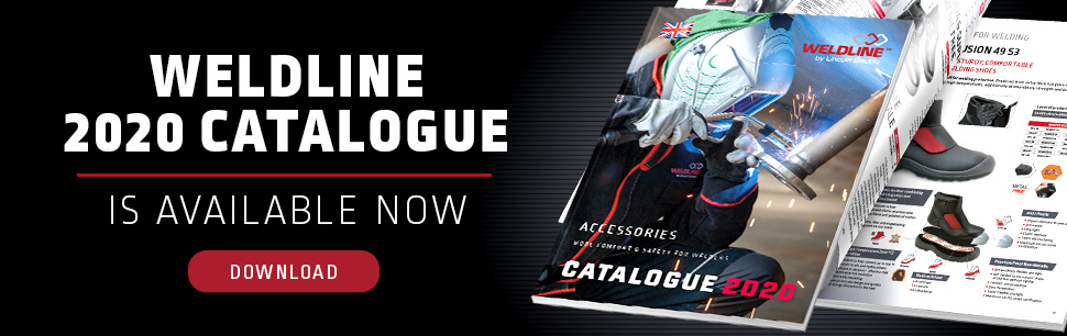 Lincoln Electric is releasing the new 2020 Weldline catalogue
