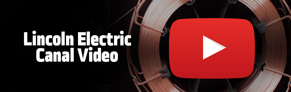 Lincoln Electric - Canal Video
