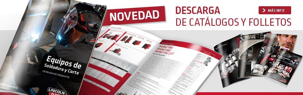 Descarga de Catálogos y folletos
