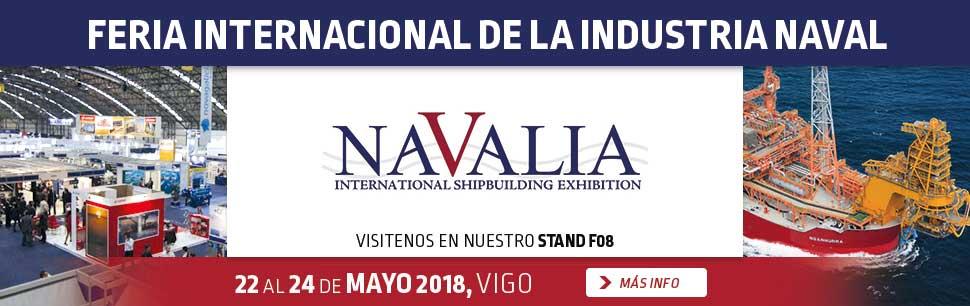 Lincoln Electric Iberia S.L. estará de nuevo presente en la 7ª edición de NAVALIA