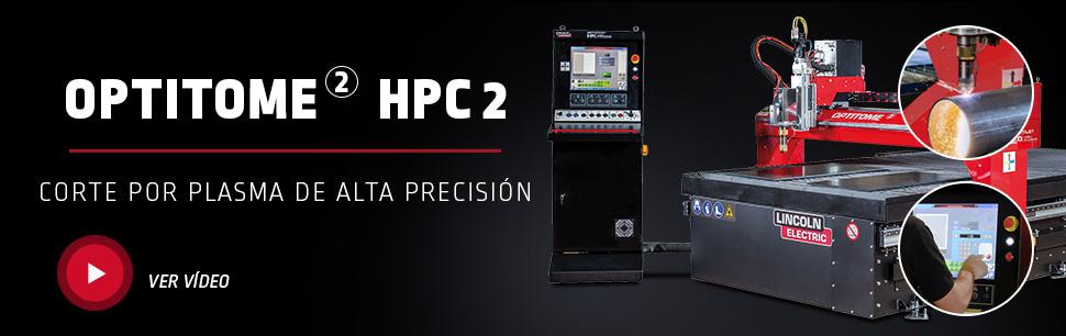 OPTITOME 2 HPC 2 Corte por plasma de alta precisión