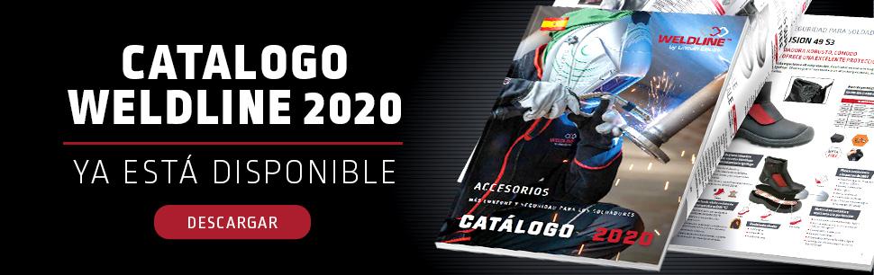 Lanzamiento del nuevo Catálogo Weldline 2020