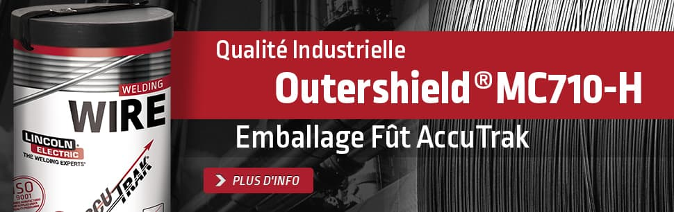 Outershield MC710-H Emballage Fût AccuTrak