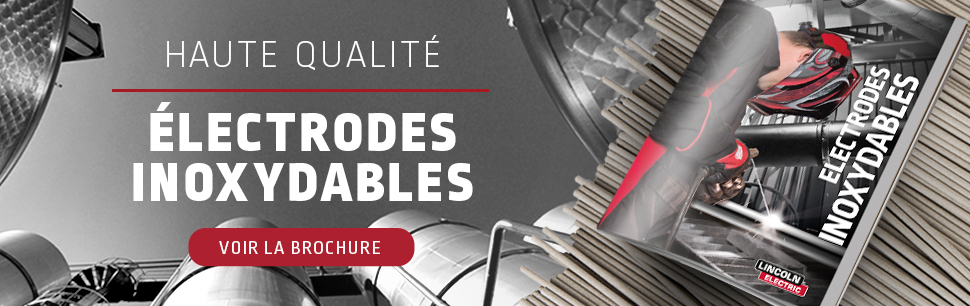 High quality stainless steel electrodes