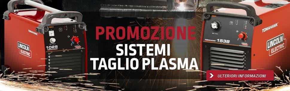 Promozione: Sistemi Taglio Plasma