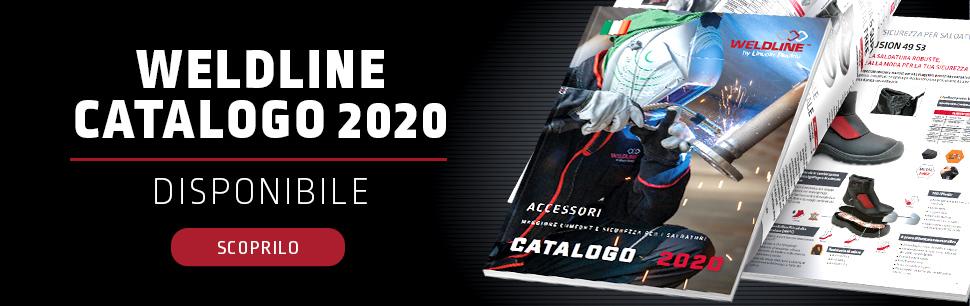 NUOVO Catalogo Weldline 2020
