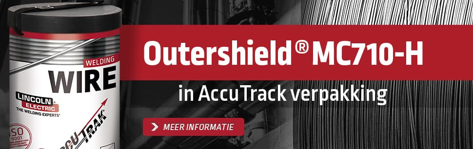 Outershield MC710-H in AccuTrack verpakking
