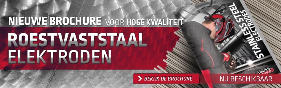 Brochure voor hoge kwaliteit   roestvaststaal elektroden