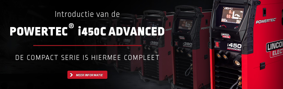 Powertec i450C compact range completed