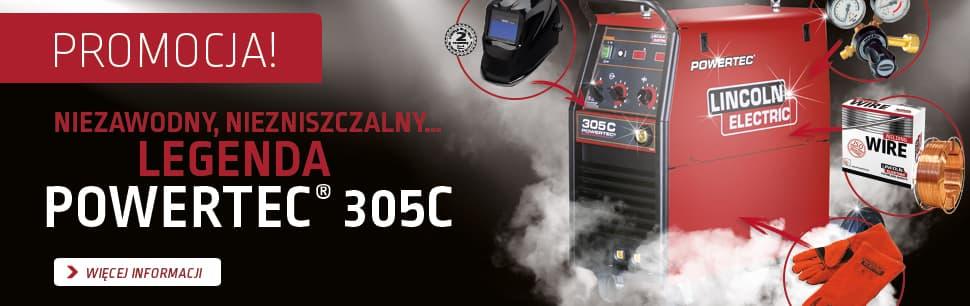 Powertec 305C 4R w promocji