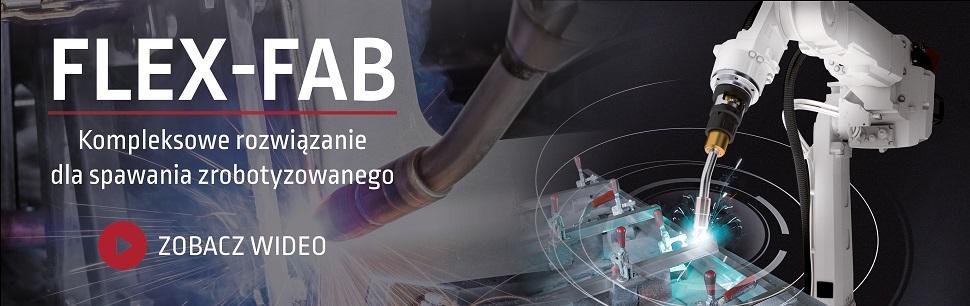 FLEX FAB: MIG/MAG robotic welding cells