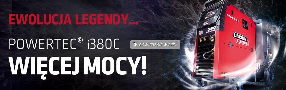Ewolucja Legendy: Więcej Mocy z Powertec i380 Advanced