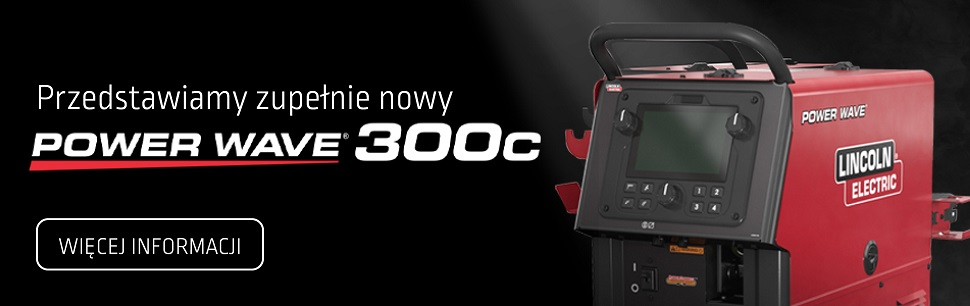 POWER WAVE 300c The Ultimate All-in-One Machine