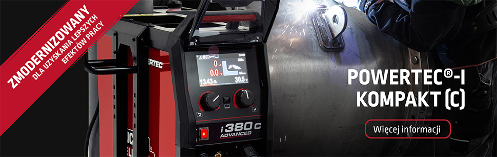 Powertec i compact range redesigned for better performance