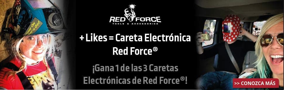 Concurso Red Force 2018