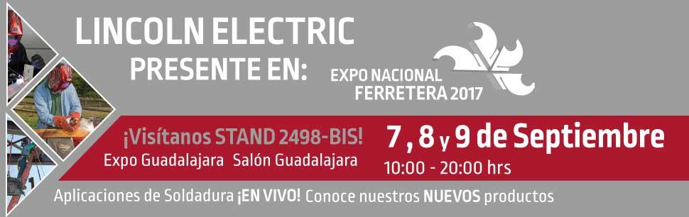Expo Ferretera 2017