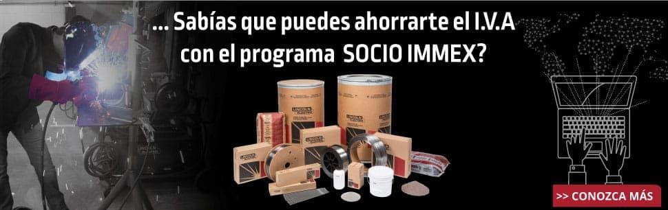 Socio IMMEX