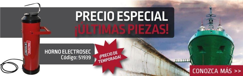 Promoción Horno Electrosec