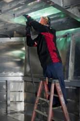 Aluminum welding image