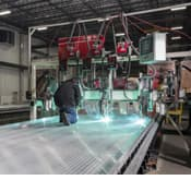 Aluminum welding application (click to view larger image)